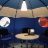 Офис компании Google в Цюрихе