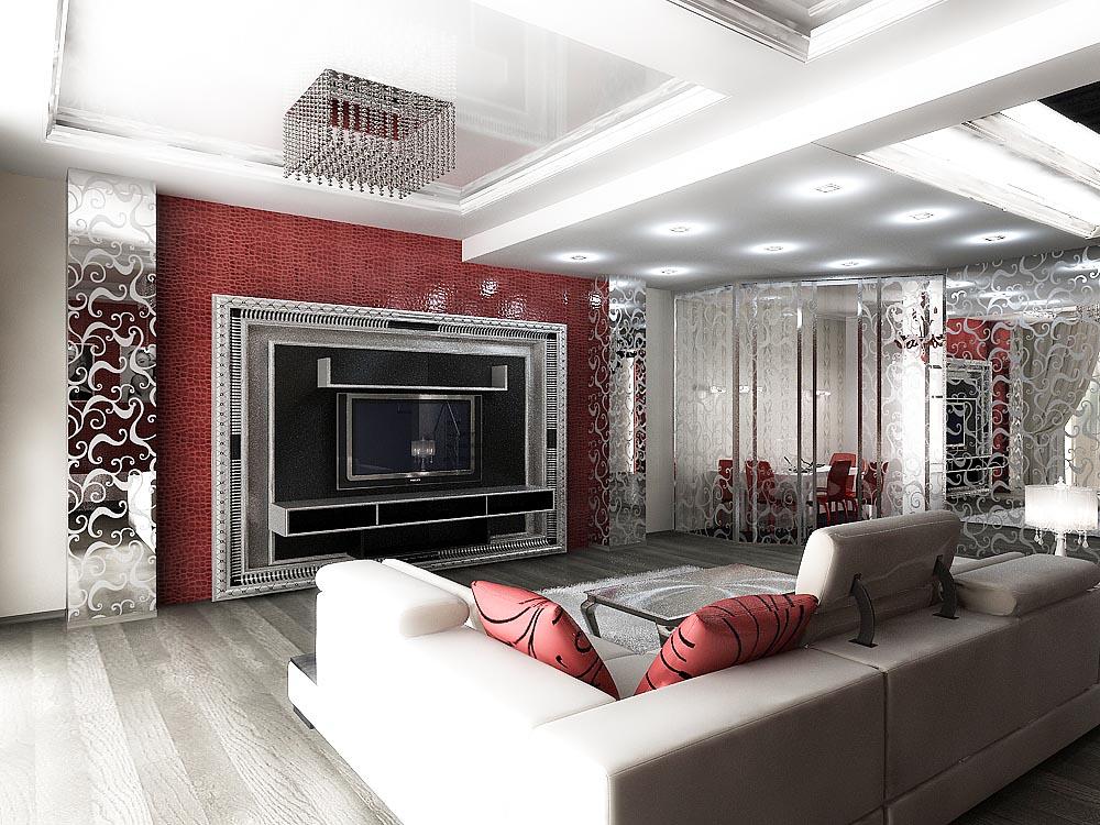 Дизайн интерьера комнаты одесса